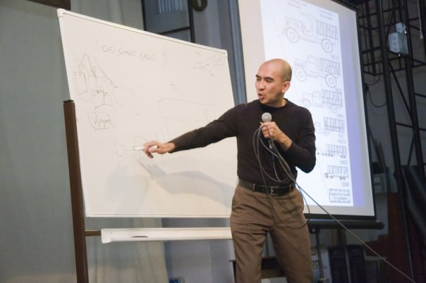 Сергей азимов известные тренинги в